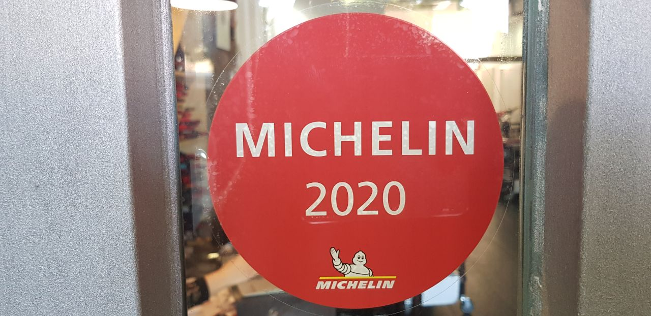 Recomendado en la Guía Michelin 2020